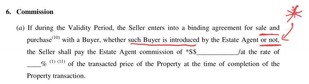 Buyer needed not be introduced by the agent
