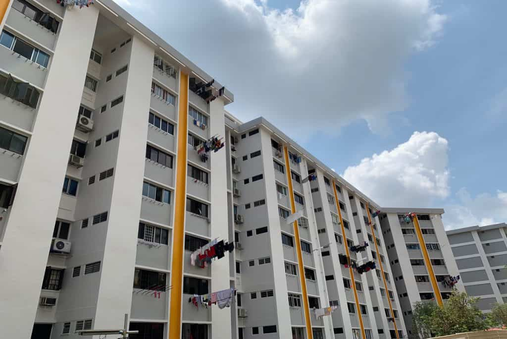 CPF Refunds distribution in HDB Negative Sale