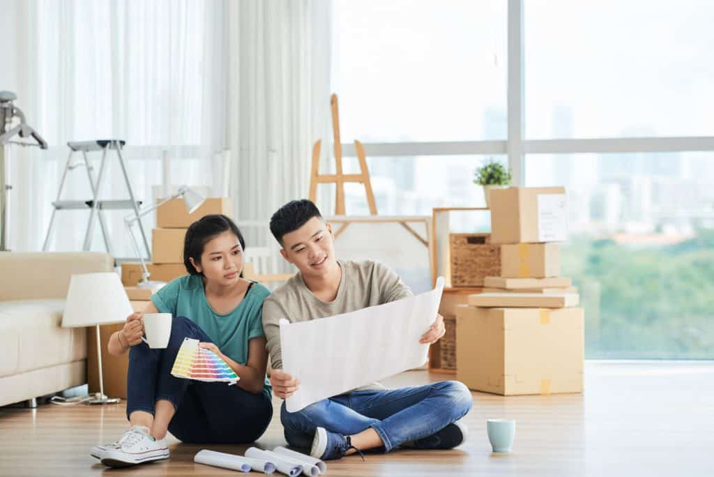 Enhanced Housing Grant and Young Couples