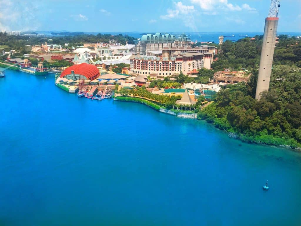 Sentosa Cove can be purchased by foreigners
