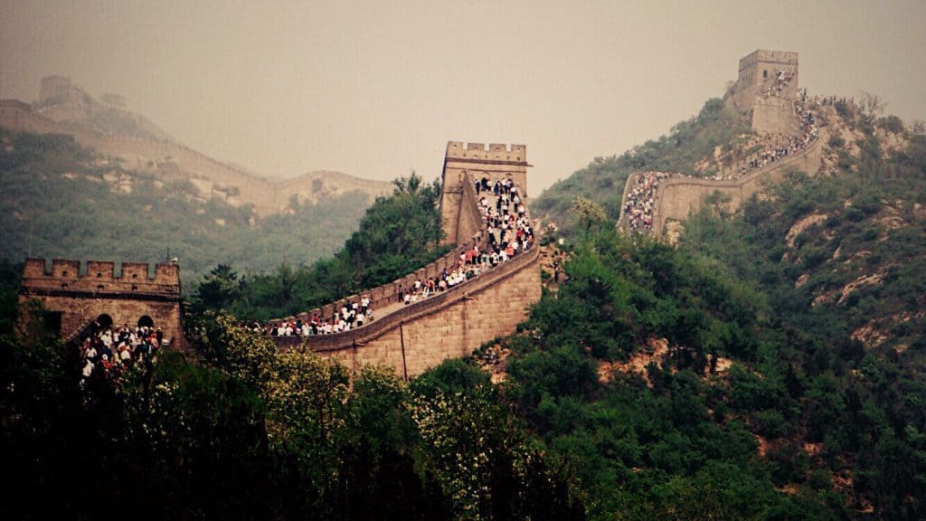 China Citizens may have great wall of China but they pay 20% ABSD