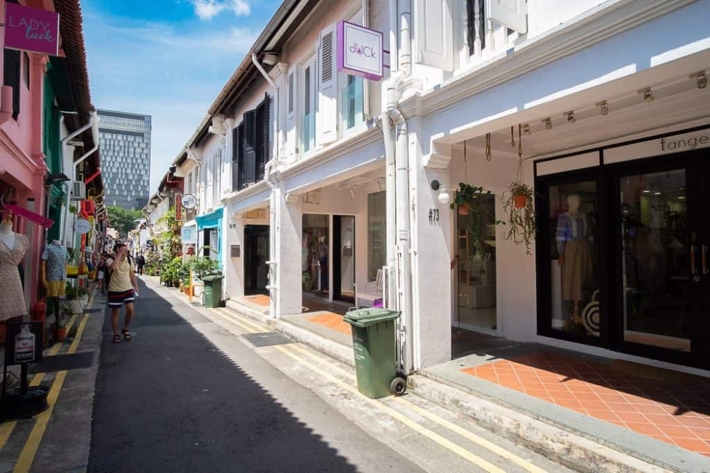 What can my shophouse be used for